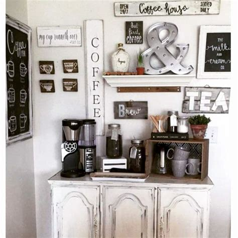kitchen coffee bar ideas diy coffee bar ideas stunning farmhouse style beverage stations for small spaces and tiny