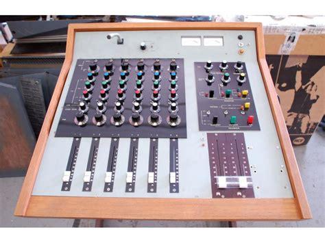 diy mixing desk broadcast mixing desk need info gearslutz