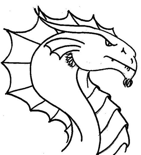 coloring pages of dragon heads dragon face coloring pages murderthestout