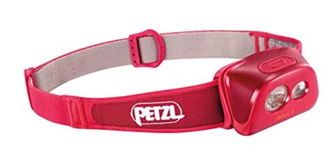 petzl tikka 110 lumens pink hardware tools flashlights