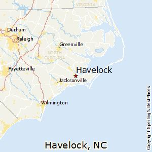 cherry point carolina map best places to live in havelock carolina