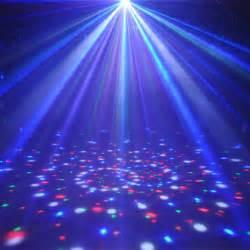 rgb stage laser lights magic dj disco mini led