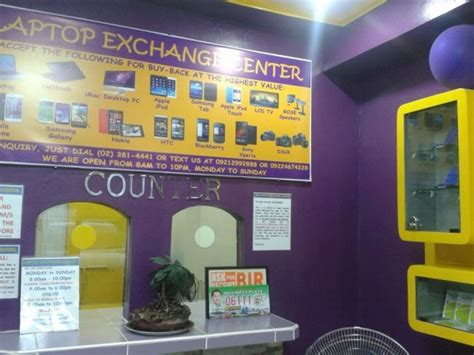 exchange mobile center near me laptop exchange center pasay city philippines