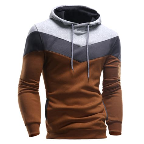 Outwear Sweater Hoodie Navy מוצר new s winter slim hoodie warm hooded sweatshirt