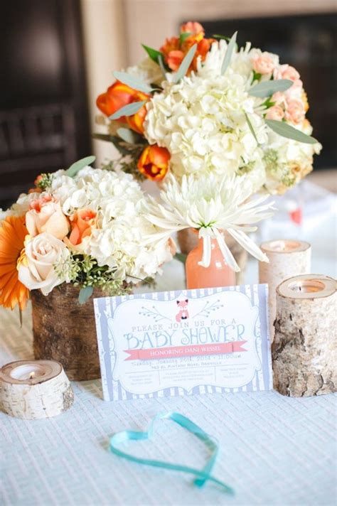 Ideas For Fall Baby Shower by 13 Creative Fall Baby Shower Ideas Fall Baby Creative