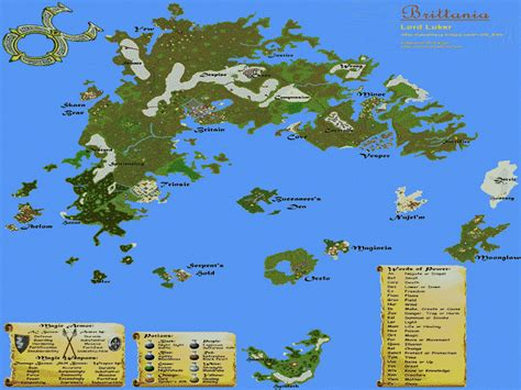 uo templates map of britannia ultima