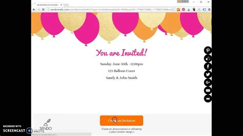 design invitation email how to create a simple email invi with invitation maker