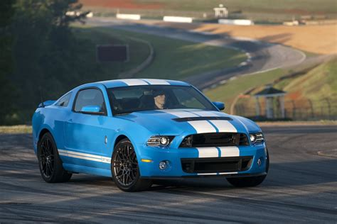 grabber blue 2013 ford mustang shelby gt 500 coupe