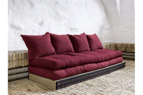 divano giapponese divano letto tatami con futon giapponese in puro cotone