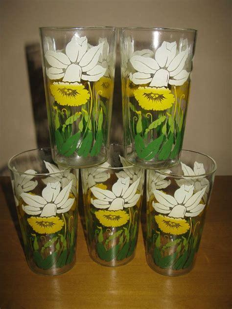 Kacamata Sunglass Wanita Fashion Jelly Drink happy vintage anchor hocking daffodil beverage juice glasses set of 5 8 oz set of