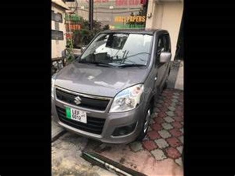 suzuki wagon r vxl 2016 price in pakistan, pictures and