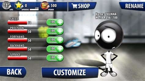 game hd android mod 2015 game stickman tennis 2015 v1 0 hack full tiền cho android