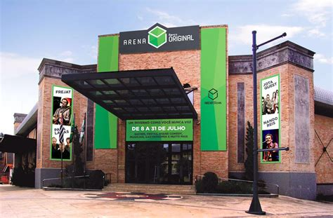 Banc Original by Arena Banco Original Re 250 Ne P 250 Blico De Todas As Idades Em