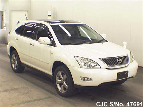 toyota harrier sale 2009 toyota harrier pearl for sale stock no 47691