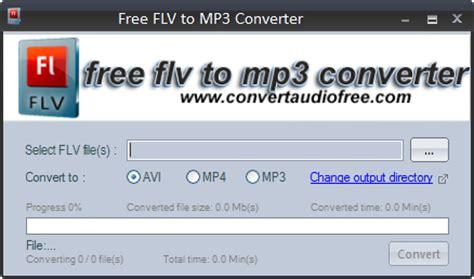 download flv to mp3 converter online convert audio free free flv to mp3 converter