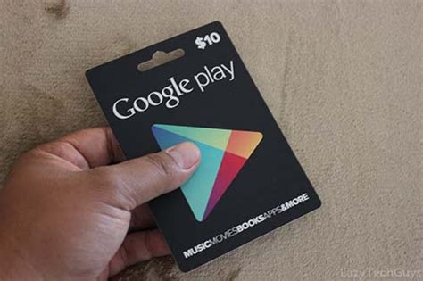 Google Play Music Gift Card - how to get free google play gift card to buy android apps techsute