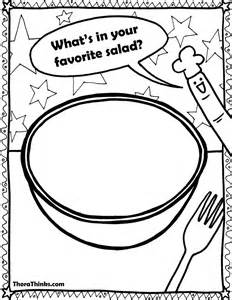 fruit salad coloring page fruit salad coloring pages download and print for free