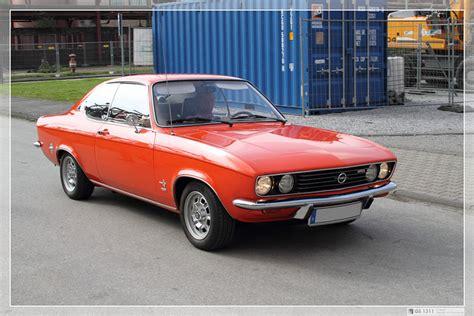 1975 Opel Manta by 1975 Opel Manta Photos Informations Articles