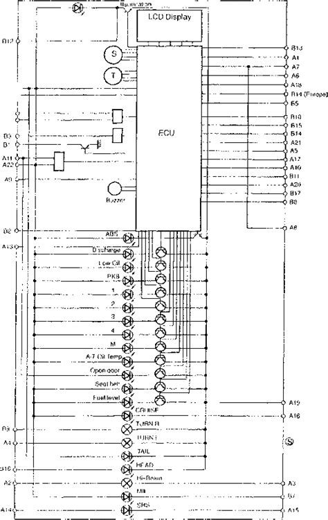 01 tacoma power window door lock wiring schematic 49