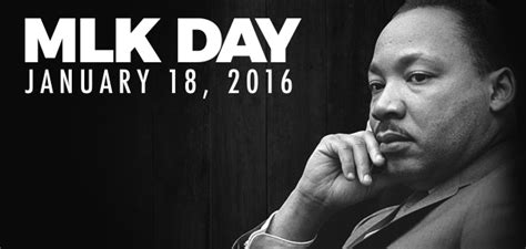 Is The Post Office Closed On Mlk Day by Martin Luther King Jr Day Closures Schedules El Paso