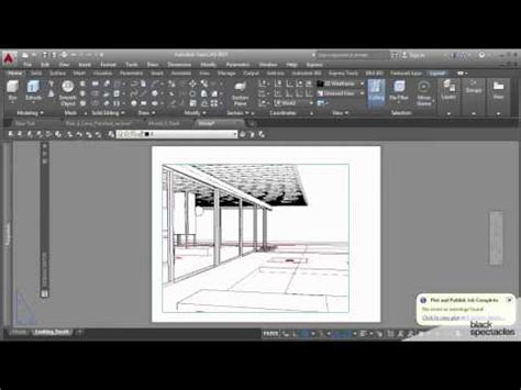 tutorial autocad architecture 2015 pdf full download autocad tutorial how to print drawing to
