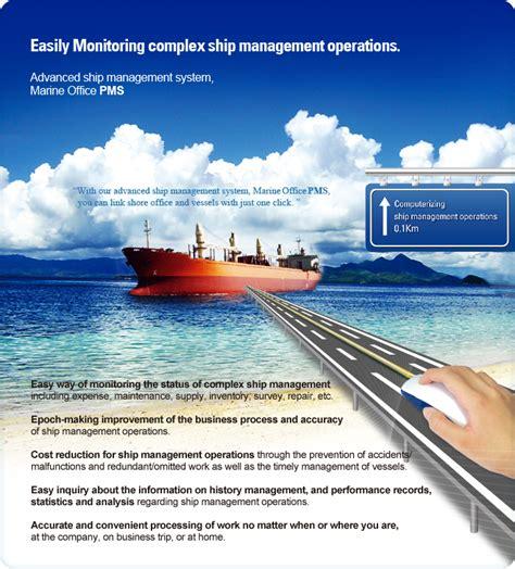 ship management ship management software vessel monitoring system ship