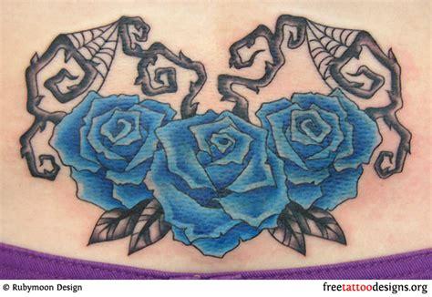 gothic flower tattoo designs tattoos