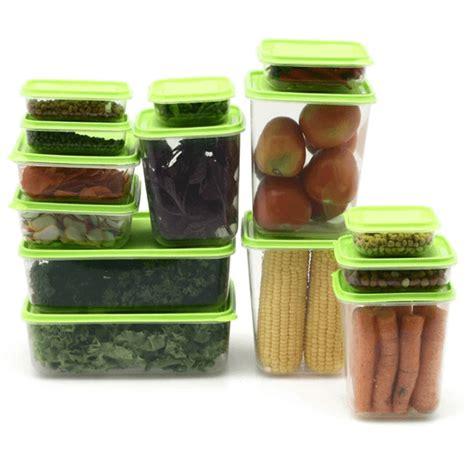 Wadah Penyimpanan Calista Otaru Sealware Original 1set 14 Pcs yuk intip cara menjaga kesegaran makanan di dalam kulkas resepkoki co