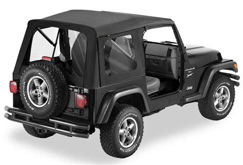 Jeep Cj8 Soft Top Scrambler Bestop Supertop Soft Top 54608 15 Ebay