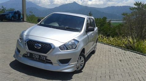 Tv Mobil Datsun Go datsun go panca tawarkan performa handal okezone news