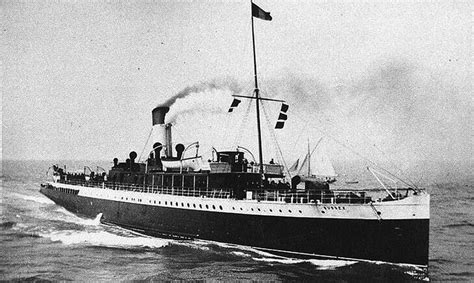 german u boats stood by the sussex pledge the sinking of the lusitania at 100 passenger ships in