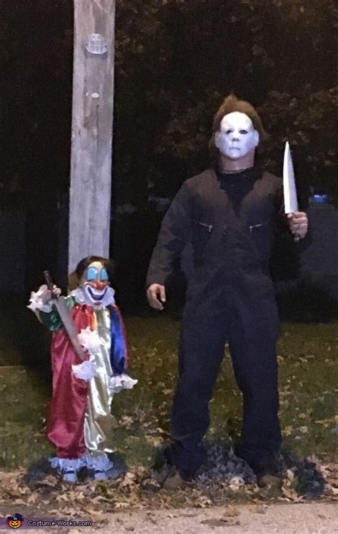 michael myers halloween costume  men
