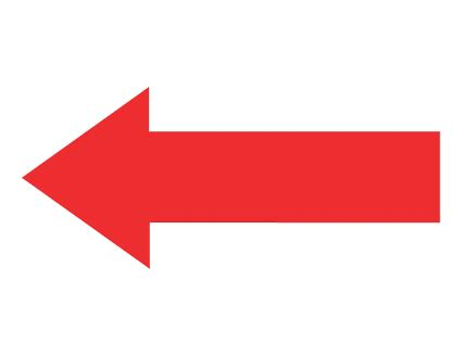 red left arrow png