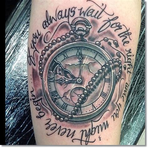 old pocket watch tattoo designs 75 brilliant pocket designs made