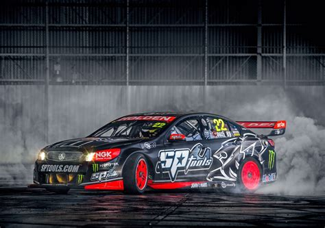 holden racing team monster energy partners with hrt for 2015 v8 supercars