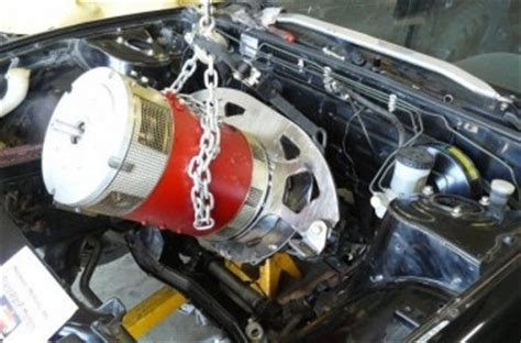 Engine Mounting Blkg Streem 2 0cc best dc motor to ev conversion project the warp 9