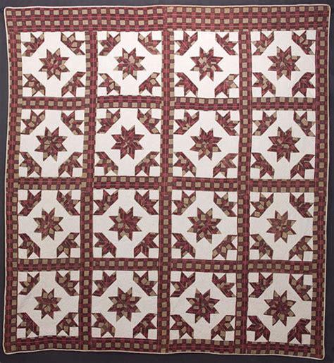 lemoyne quilt circa 1870 pennsylvania