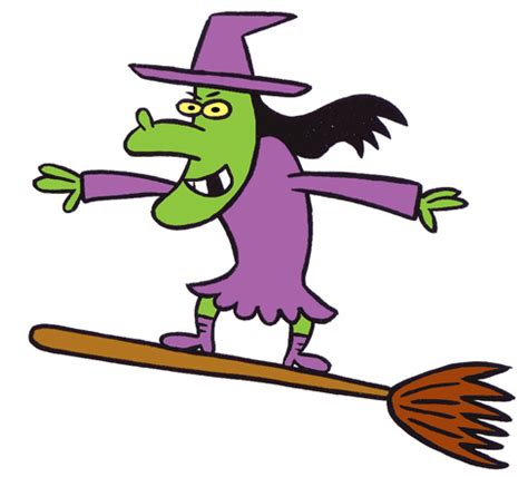halloween cartoon witches cliparts.co