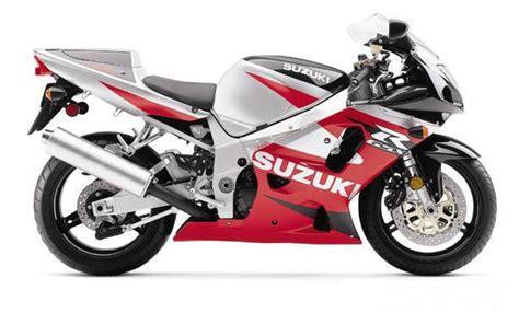 2001 Suzuki Gsx 750 2001 Suzuki Gsx R 750