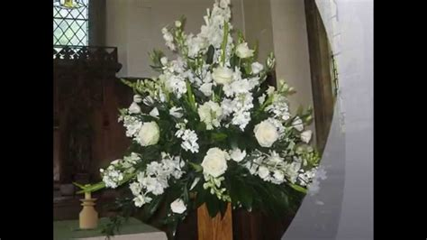 Church Wedding Flowers by Church Wedding Flowers From Carole Smith Florist
