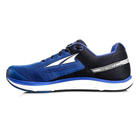 zero drop road running shoes altra instinct 4 0 in blue black for at