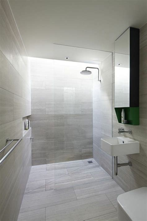Charmant Salle De Bains Schmidt #3: salle-de-bains-grise-une-salle-de-bains-belle-et-lisse.jpg