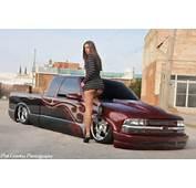 Slammed S10 Extended Cab  Chevy &amp GMC S15 Pickups