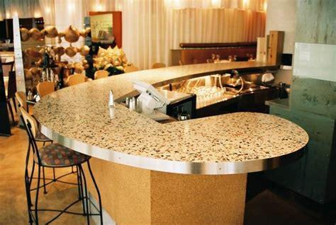 custom terrazzo counters the venice terrazzo company
