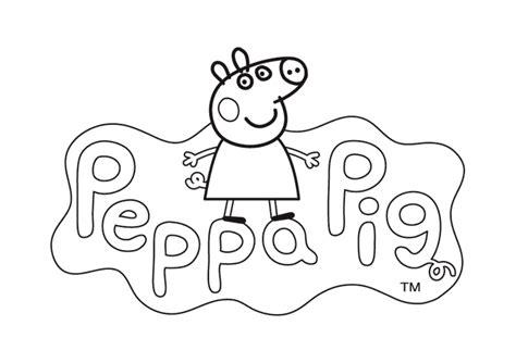 imagenes faciles para dibujar y pintar dibujos para pintar online peppa pig f 225 ciles