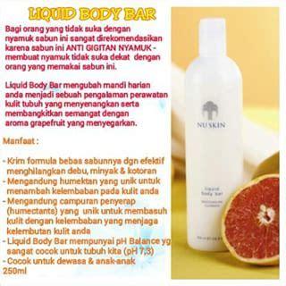 Sabun Nu Skin liquid bar nuskin sabun cair perawatan kulit ku
