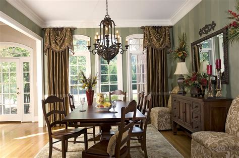 dining room curtains ideas 39 extraordinary dining room curtains ideas dining room