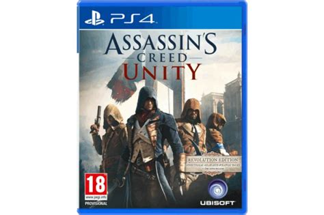 Kaset Ps4 Assasins Creed Unity Assassins Creed Unity Ps4 Or Xbox One Best Price