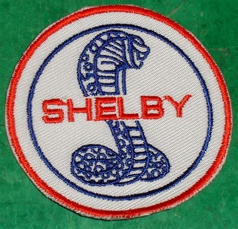 Us Patch New purchase shelby cobra embroidered patch 2 new motorcycle