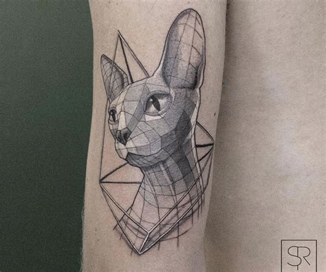 low poly tattoo 13 best artists of 2015 editor s picks scene360